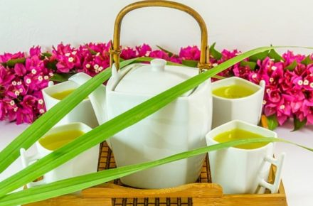 the healing properties of lemongrass