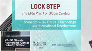 Lockstep - A 2010 Rockefeller Foundation Document Detailing What Is Unfolding Now